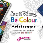 Arteterapie: Don't Worry, Be Colour